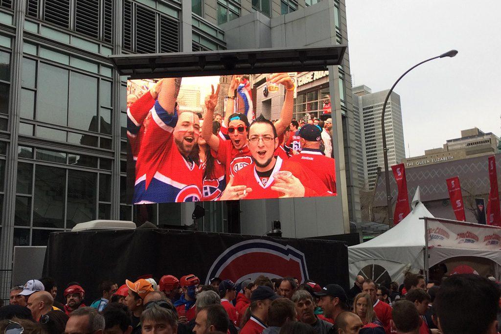 FanJam Canadiens