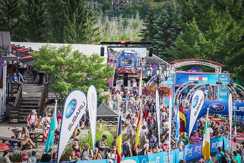 Ironman Mont-Tremblant